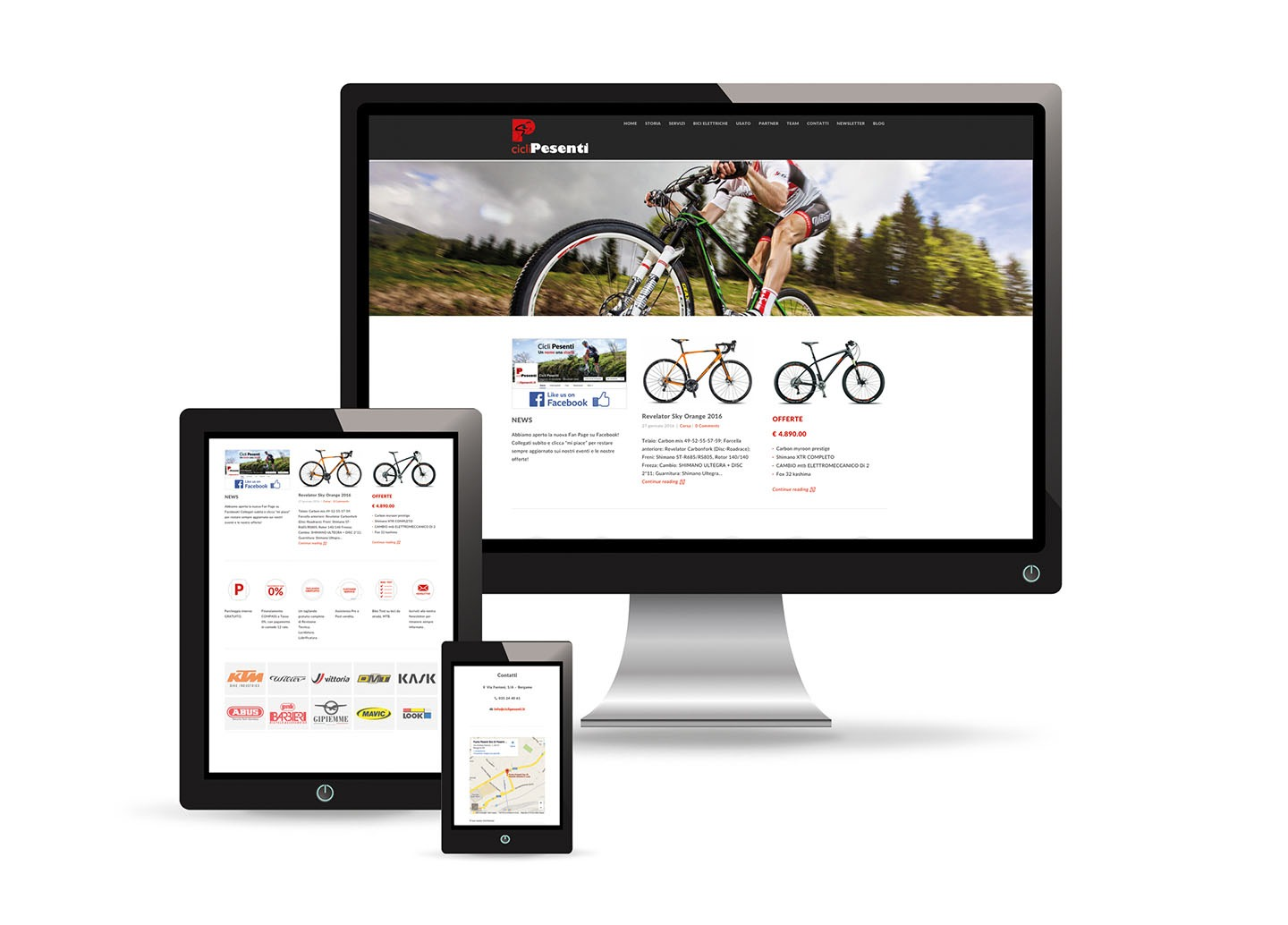 ciclipesenti-website