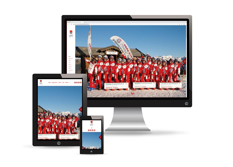 scuola sci-website